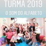 Turma O Som do ALFABETO 2019